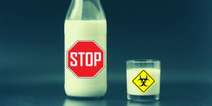 Вредите от млякото